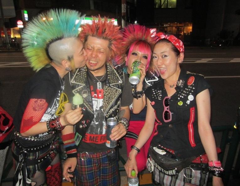 Tokyo Punks, 2014
