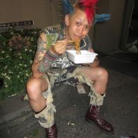 Kentaro of The Erections, Tokyo, 2013