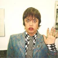 Genesis Breyer P-Orridge, Cabinet Gallery, Shoreditch, London, 2003