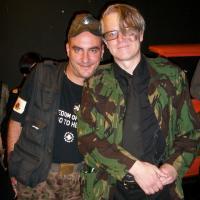 Neo-Folk fans at Electrowerks, UK, June 2011