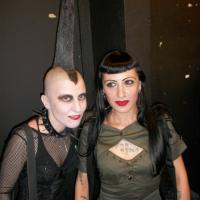 Goths at Slimelight, London, 2011