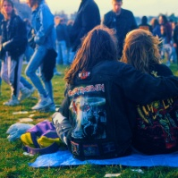 'Monsters of Rock' festival, Castle Donington, Leicestershire, UK, 1992
