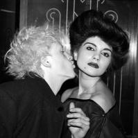 Princess Julia and Jeffrey Hinton at The Blitz ST#315b