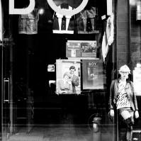 BOY, king's Road, London ST#217