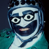 Leigh Bowery, London, late 80s?, ST#54