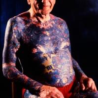 Tattooed Man, Tattoo Convention BA#57