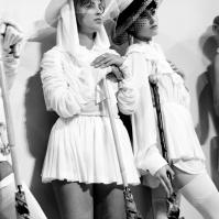 Vivienne Westwood fashion show