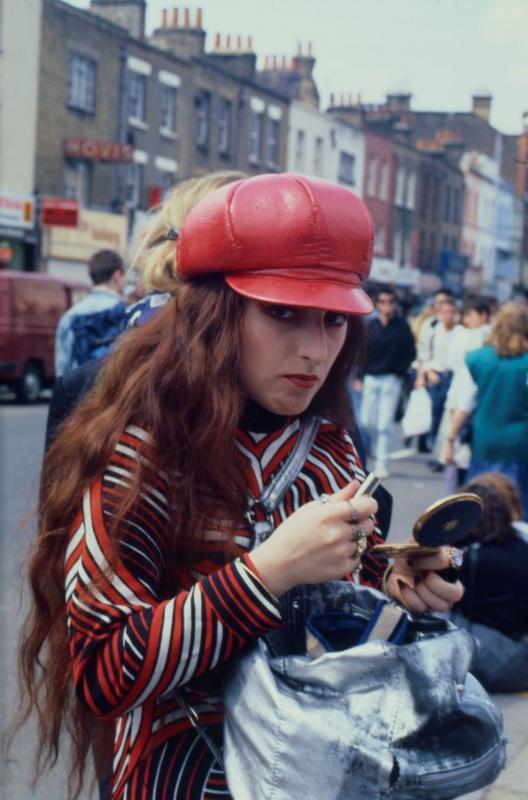 Make-up artist, Camden Town ST#551