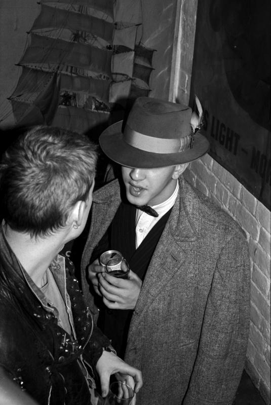 Christos Tolera at The Blitz ST#356b