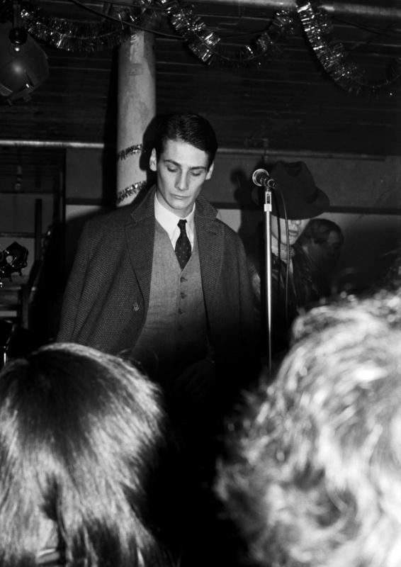 Tony Hadley and Spandau Ballet at The Blitz ST#361