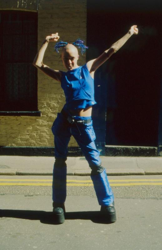'Modern Primitive' style, London, 1999 ST#515