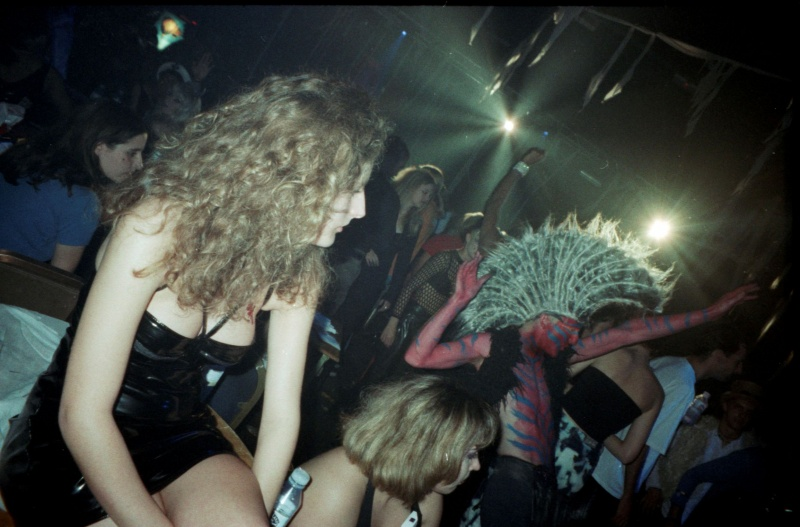 Style Surfing launch, London, 1996 ST#477