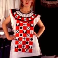 Sue Clowes, Kensington Market (London) designer, 1980 ST#162