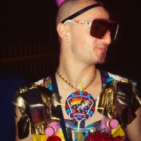 Astro Boy, Rimini, Italy, mid 90s ST#73