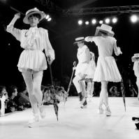 Early Vivienne Westwood Fashion Show FA#63