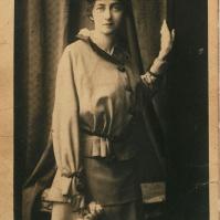 Aunt Charlotte Polhemus - TP#102